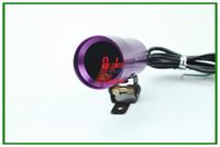 auto meter kit - 37mm Mini digital water temp gauge temp sensor kit auto gauge auto meter car m