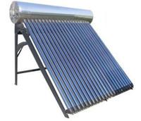 acero inoxidable calentador de agua colector solar SUS304 integrada de alta presión, tubo de tubería heate sistema de calentamiento solar de agua