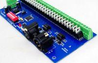 Wholesale 10pcs CH DMX512 decoder LED dmx dimmer Controller channel dmx dimmer LED DMX512 decoder CH drive
