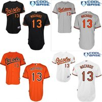 baltimore sale - NEW Baltimore Orioles Jersey Manny Machado Jersey Authentic Men s Baseball Jersey Embroidery stitched S XL for sale