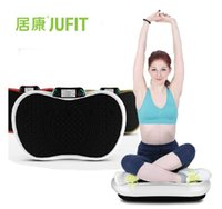 Wholesale Ultra thin body shaping machine massager vibration lounged sports weight loss machine Calories shows