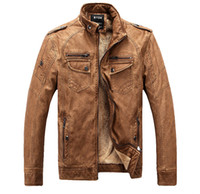 Where to Buy Brown Color Leather Jacket Online? Where Can I Buy ...
