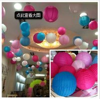 chinese christmas lights - LED Solar Wedding Decorations Hanging Lantern Colorful String Lights For Outdoor Garden Party Holiday Lighting