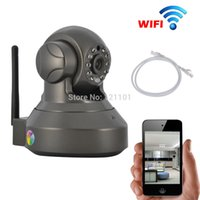 Wholesale Indoor Wireless Wifi IP Camera Indoor Network With P2P and IR CUT Support G TF Card IP Security Cam CCTV camera