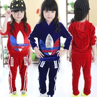 Wholesale 2014 New Arrival Baby Girl s Fashion Colorful Clothing Sets wholesalers childrens clothing childrens clothing manufacturers