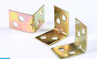 Wholesale Angle code degree Angle bracket Strengthening furniture hardware fittings fittings package