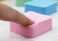 antibacterial face wash - Cosmetic puff High quality antibacterial sponge makeup tools Wash Cleaning face