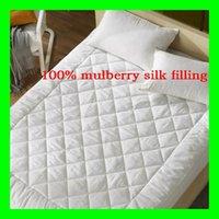 Wholesale cm KG Silk Filling Mattress Pad Bed Mattress