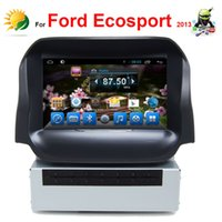 Wholesale GPS car dvd for Ford Ecosport android automotivo audio player with GPS Navigation G WIFI din car autoradio stereo Bluetooth