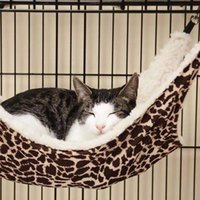 Wholesale 2015 Nice Warm Cat Bed Pet Hammock For Pet Cat Rest Soft And Comfortable CWYP024