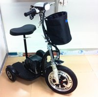 3 wheel motorcycle - Topwheel CHina factory new Wheel Electric Tricycle zappy scooter Mobility Bike trike Motorcycle W brushless motor mobility scooters
