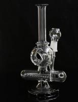aliens model - Glass bongs inch aliens model glass inline bubbler water smoking pipe Oil Rig Wax mm Joint Size Hookahs