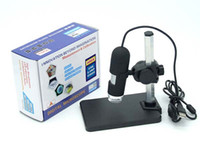 microscope usb 400x - New MP x magnification LED USB digital microscope With software measure