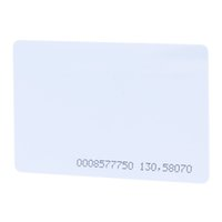 Wholesale 20 High quality RFID card TK4100 kHz Proximity RFID card ID card is suitable for access control and attendance