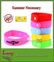 Wholesale Natural citronella mosquito repellent bracelet baby help health care anti mosquito mosquito repellent ring DHL