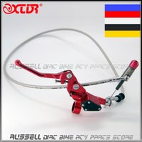 motorcycle spare parts - Hydraulic Clutch Lever Master Cylinder Fit Motorcycle Dirt Pit Bike ATV Quad Spare Parts mm mm