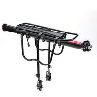 Wholesale Hot Sale Aluminum Alloy Bicycle Racks Luggage Carrier MTB Bicycle Mountain Bike Road Bike Rear Rack