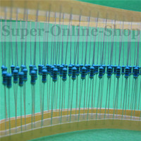 Wholesale Ohm Resistor R Metal Film Resistor W ROHS W Wholesales Hot Passive Components