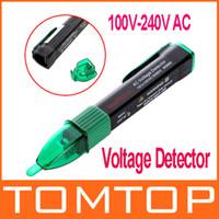 Wholesale Hot Selling MASTECH MS8900 Non contact V V AC Voltage Detector Sensor Tester Pen freeshipping dropshipping order lt no track