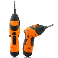 Wholesale 4 V in Cordless Adjustable Electric Drill and Screwdriver