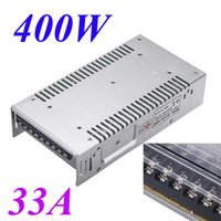 Wholesale 400W V Power Controller A AC V to DC Voltage Transformer Switch Power Supply for Led Strip LED display Led control