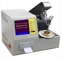 automatic flash point tester - SYD A Automatic Pensky Martens Closed Cup Flash Point Tester
