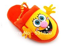 Wholesale Children s shoes warm cotton slippers winter home boys girls with cute cartoon package soled shoes Sponge OY110