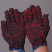 Wholesale High Quality Pair Industrial Working Gloves Durable Non Slip Breathable Labor Protection Gloves Safety Gloves YS0062 salebags