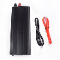 24v dc to 24v dc adapter - 2015 New Black W Car Vehicle USB DC V to AC V Power Inverter Adapter Converter