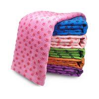 bathroom mats large - 183 cm Color Yoga Mat Multifunctional Anti slip Thick Indoor Sports Blanket Fitness Towel Health Care Item SK767