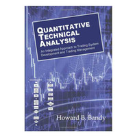 Wholesale NEW Quantitative Technical Analysis An integrated approach to trading system development and trading management Paperback January