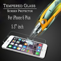Wholesale For Iphone And Plus S5 Note G3 D H High Explosion Proof Screen Protector Premium Real Tempered Glass Within Retail Box