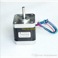 Wholesale 5 lead Nema Stepper Motor motor HS8401 A CE ROSH ISO CNC Laser Grind Foam Plasma Cut A2