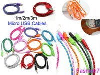 Cheap USB charger cable Best Colorful Micro Charger