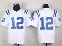 Wholesale White Quarterback Elite Jersey Cheap American Football Jerseys On Field Authentic Embroidered Football Shirts Mens Athletic Apparel Wear