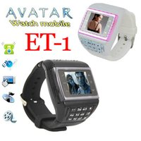 cell phone number - Avatar ET quot Touch Screen Dynamic Design Of Watch Cell Phone Bluetooth Quadband Ebook Reader FM MP3 MP4 Player Number Keyboard Unlocked