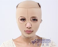 Wholesale 50pc Slimming face mask Skin care thin face mask Facial compact thin masseter Multi function powerful thin face bandage beltZ00324