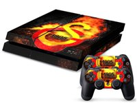 Cheap for PS4 PS4 SKINS Best PS4/0126  skins ps4 console controller
