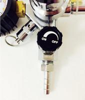 Wholesale Co2 Regulator Dual Gauge Draft Beer Kegerator Brew G