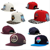 Wholesale Pink dolphin swag brand snapback caps hip hop cap baseball hat hats for men snapbacks baseball caps