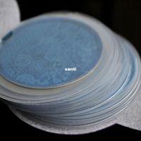 Wholesale Fashion Hot Nail Stamping Plates Stamping Nail DIY Image Plate Template Holder Case Bag
