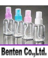Wholesale Hot ml airless pump bottle cosmetic plastic spray bottle perfume bottle atomizer LLFA2882F