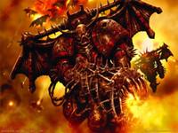 warhammer 40k - Warhammer k Classical Custom Fashion Movie Comic Poster Printed Size x75 cm Wall Sticker
