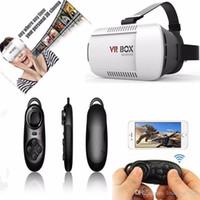 Wholesale Bluetooth Gamepad Bluetooth Controller Joysticks Selfie Remote Shutter Wireless Mouse for iPhone Laptop TV Box VR Glasses