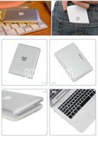 Wholesale 2015 new fashional macbook air iphone cosmetic mirror white and silver