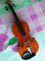 Wholesale Master Level Violin Size Over years dired European Wood Violino Sending Violin Case Violin bow