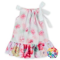 american girl doll clothes lot - 06 New Design Baby Girl Clothes Doll Clothes Cute Doll Collar Dress Short Party Dress Rose Pattern