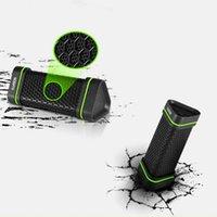 Wholesale ER151 Wireless Stereo Bluetooth Speaker W Outoor Waterproof Dustproof Anti scratch Shockproof Car Speakers