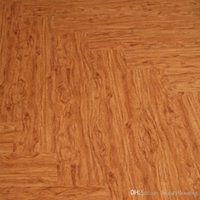 Wholesale home commercial luxury vinyl flooring planks DIY without glue peel stick non slip waterfloor environmental friendly inches