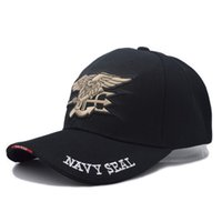 active navy seals - 2015 New Arrivals Mens Gorra Navy Seal Hat Baseball Cap Cotton Adjustable Military Navy Seals Cap Gorras Snapback Hat For Adult